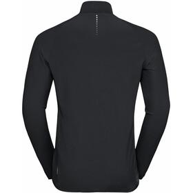 Odlo Zeroweight Warm Hybrid Chaqueta Hombre, negro/gris